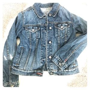 Gap 1969 Limited Edition Distressed Jean Jacket